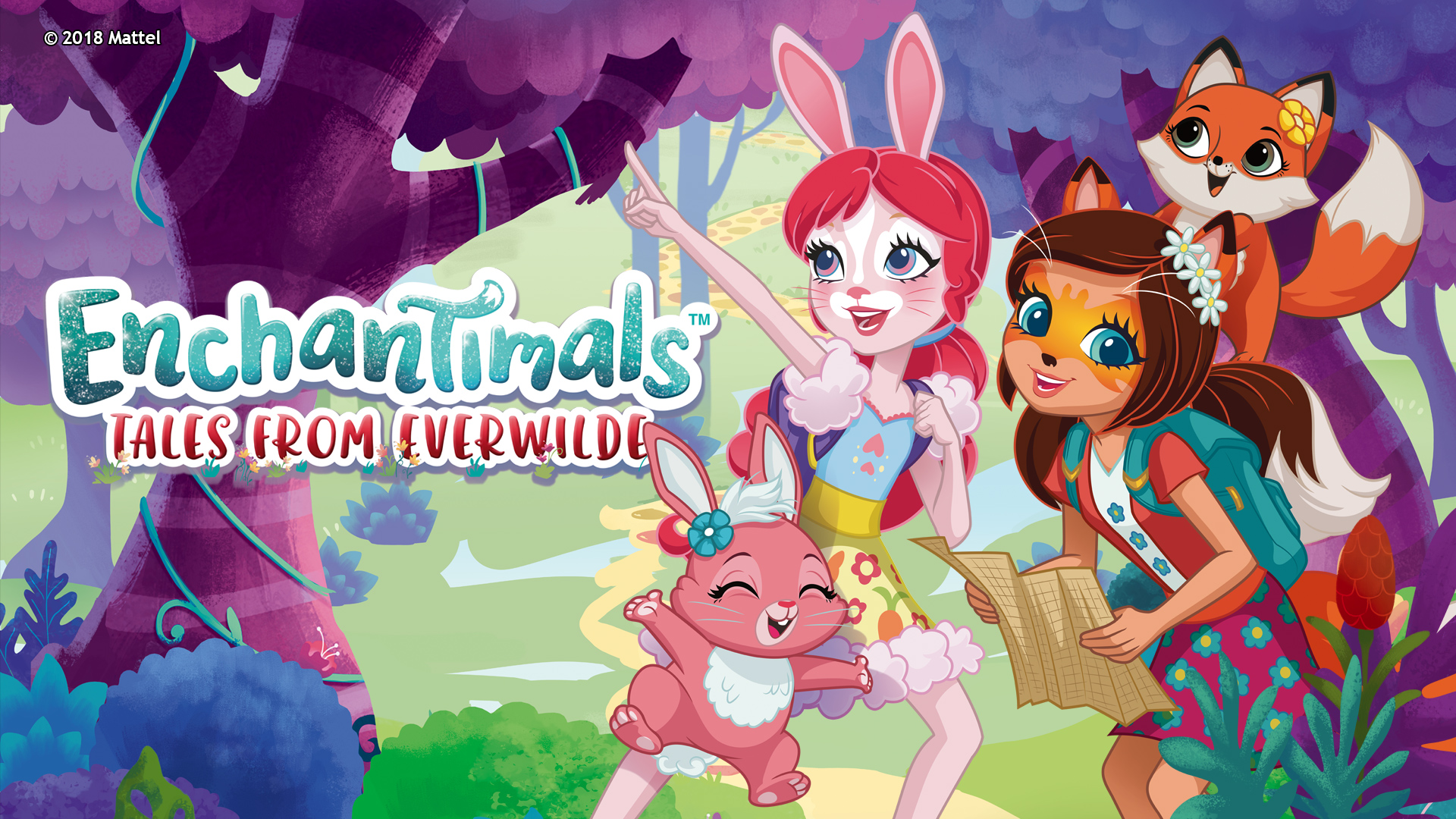 ENCHANTIMALS: TALES FROM EVERWILDE