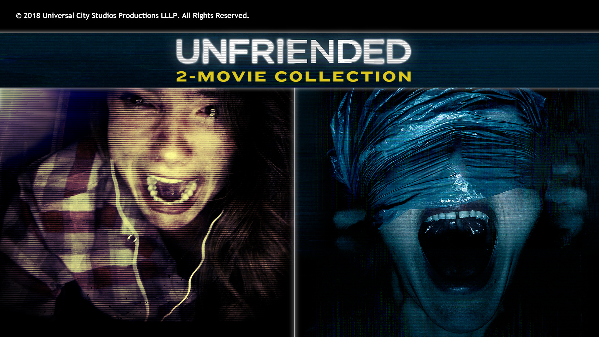 UNFRIENDED 2-MOVIE COLLECTION