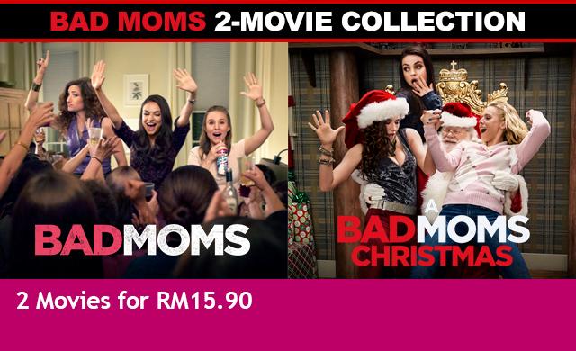 BAD MOMS & A BAD MOMS CHRISTMAS