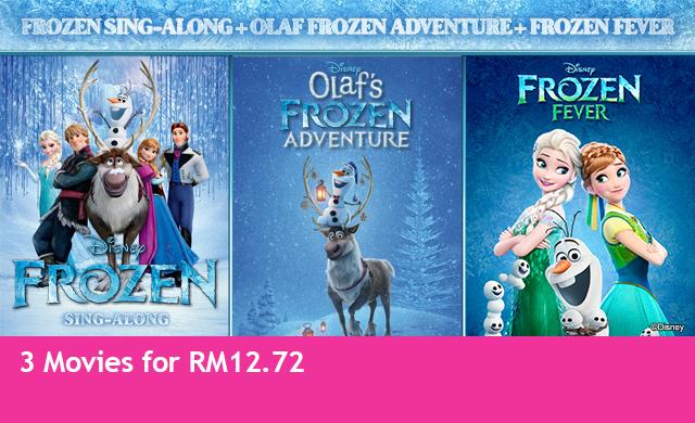 FROZEN OLAF ADVENTURE + XMAS SPECIAL