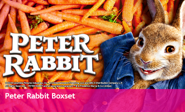 PETER RABBIT BOX SET