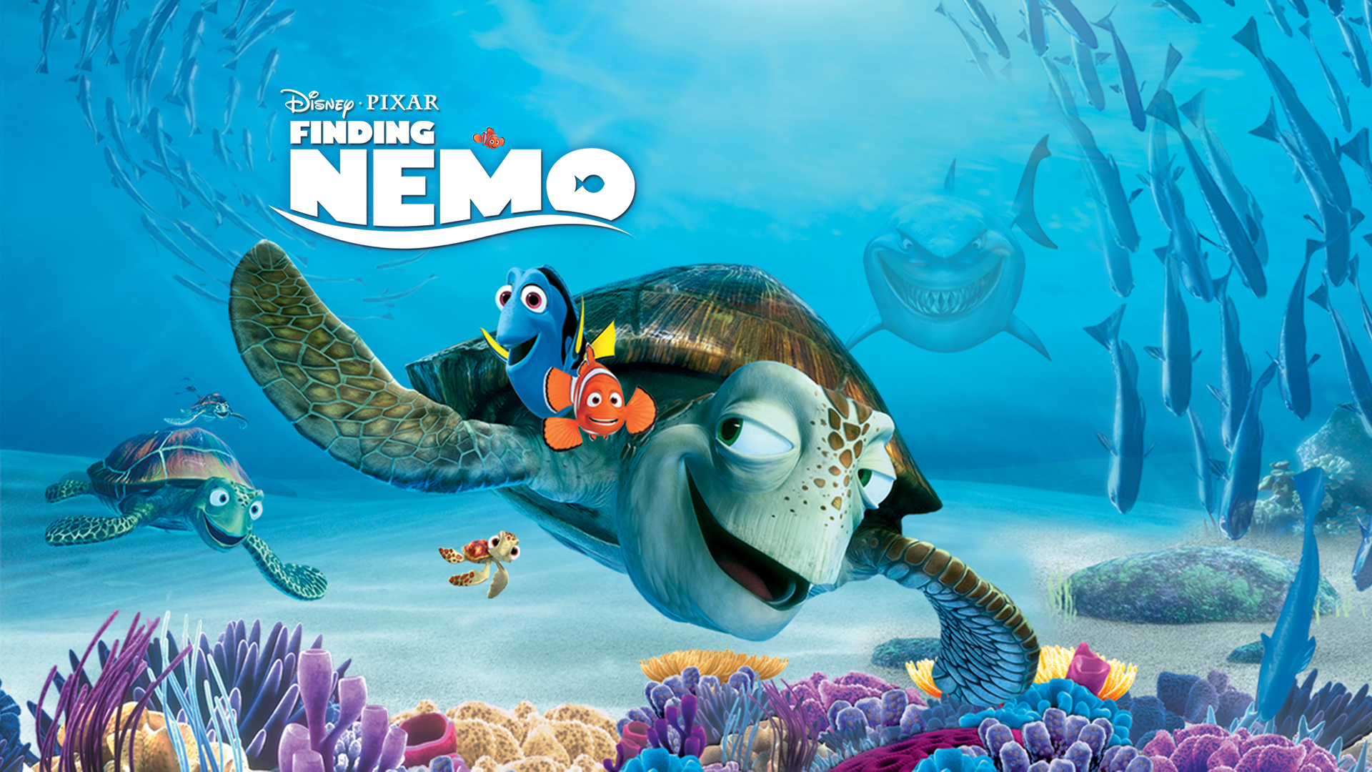 FINDING NEMO (2012 RE)