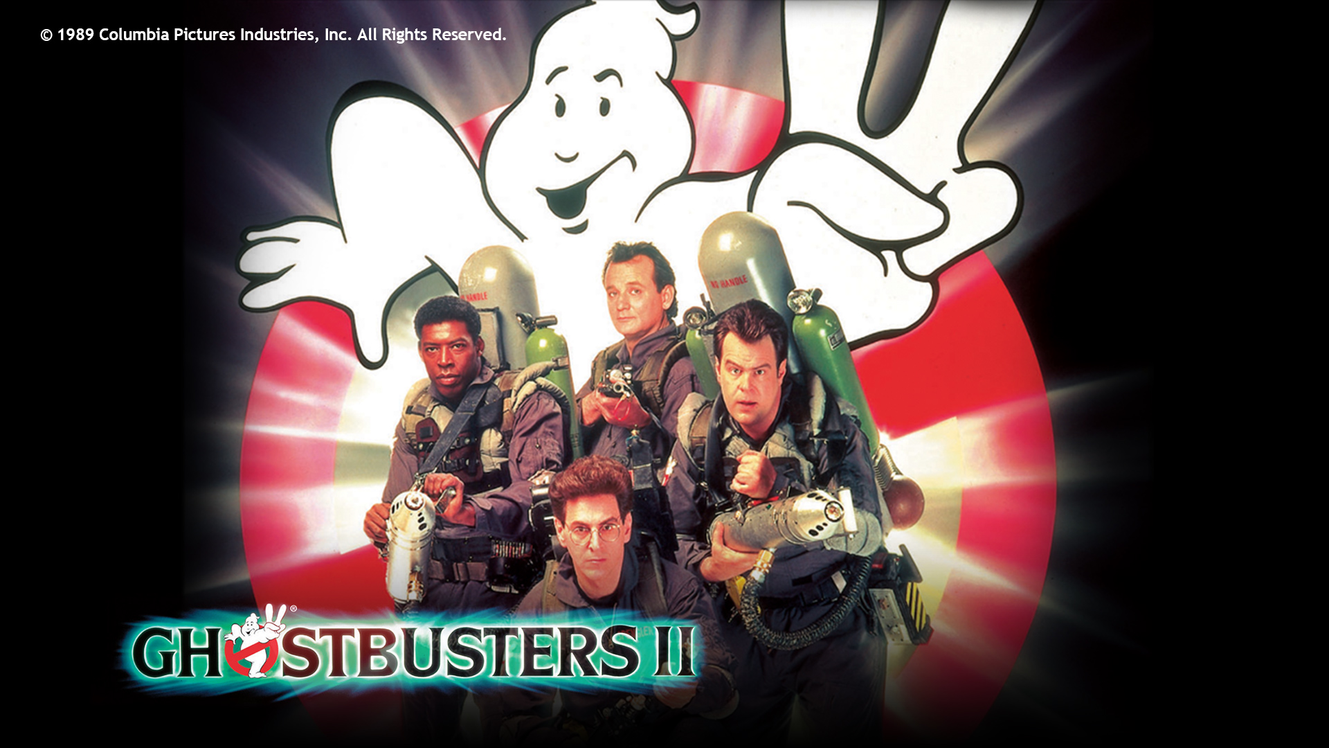GHOSTBUSTERS LL