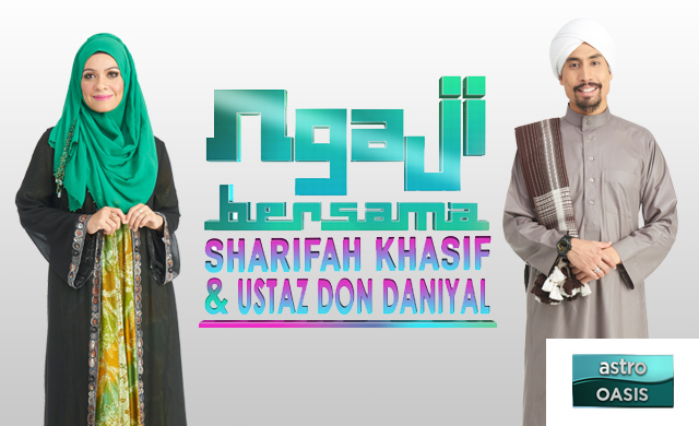 NGAJI BERSAMA SH. KHASIF & UST. DON