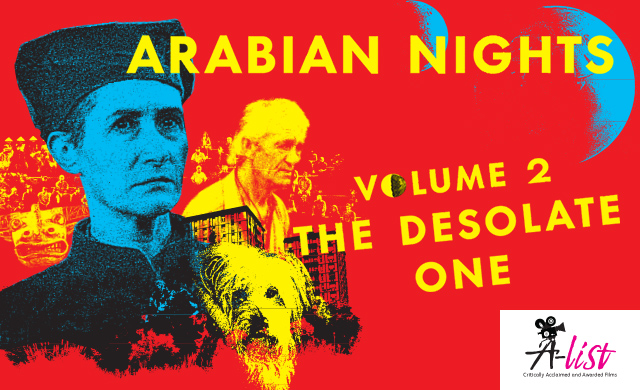 ARABIAN NIGHTS: VOL 2- THE DESOLATE ONE
