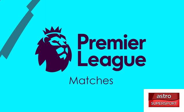 PREMIER LEAGUE 2017/18 MATCHES