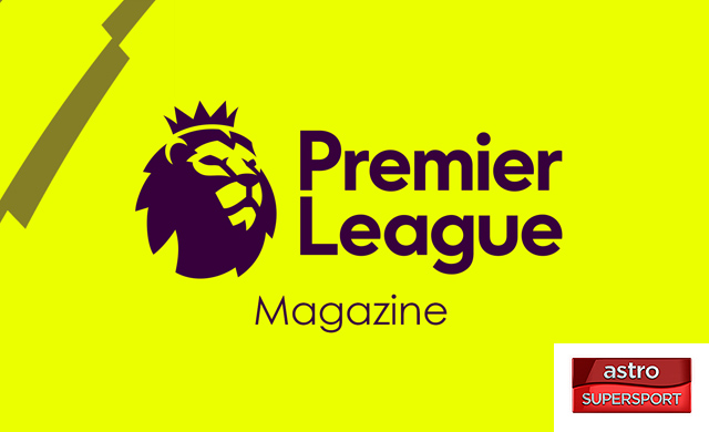 PREMIER LEAGUE 2017/18 MAGAZINES