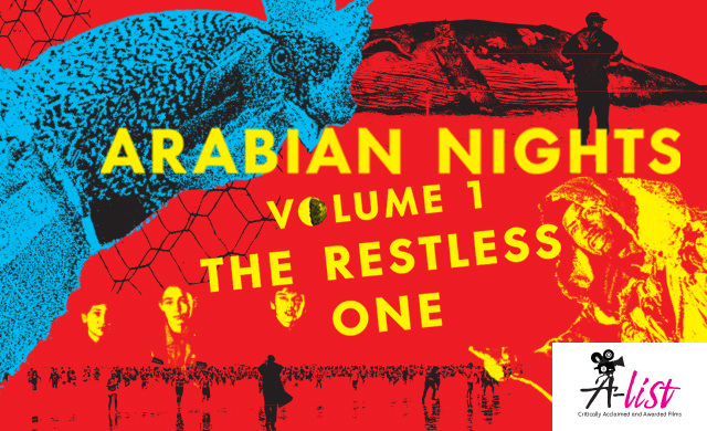 ARABIAN NIGHT: VOL1 - THE RESTLESS ONE