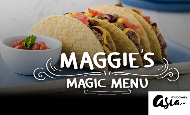 MAGGIE'S MAGIC MENU