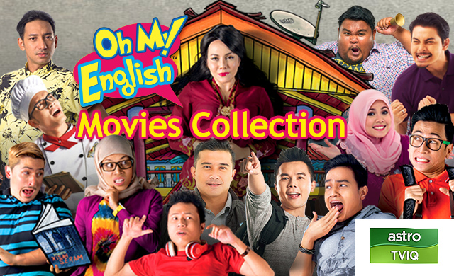 OH MY ENGLISH MOVIES COLLECTION