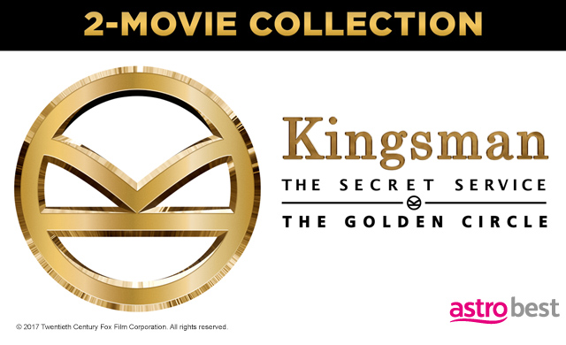 KINGSMAN: 2-MOVIE COLLECTION