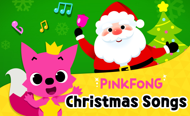 PINKFONG! CHRISTMAS SONGS