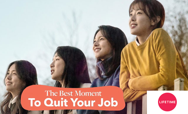 THE BEST MOMENT TO QUIT YOUR JOB