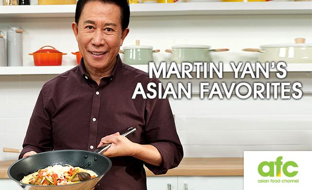 MARTIN YAN'S ASIAN FAVORITES