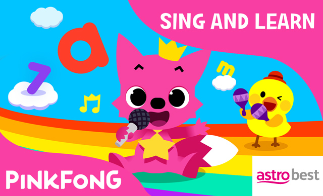 PINKFONG! SING AND LEARN