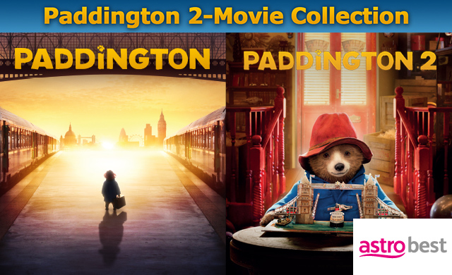 PADDINGTON 2-MOVIE COLLECTION