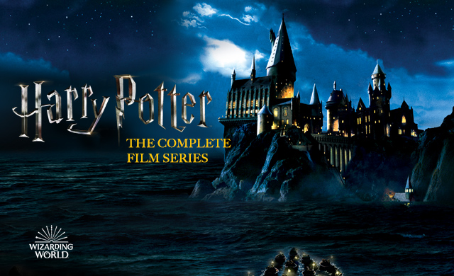 HARRY POTTER: THE COMPLETE FILM SERIES