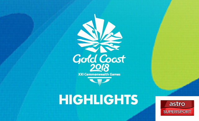 GOLD COAST 2018 HIGHLIGHTS