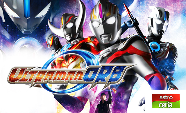 ULTRAMAN ORB SERIES