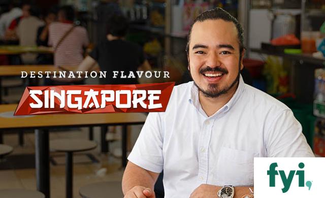 DESTINATION FLAVOUR: SINGAPORE