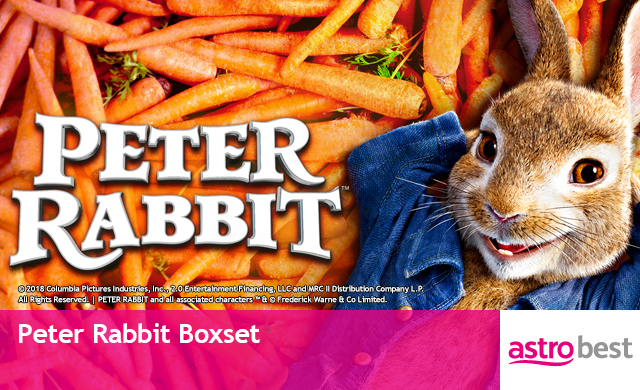 PETER RABBIT BOX SET