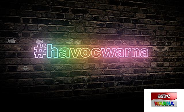 #HAVOCWARNA