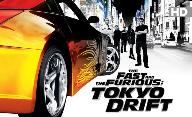THE FAST&THE FURIOUS: TOKYO DRIFT