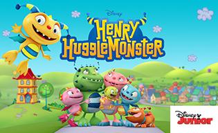 HENRY HUGGLEMONSTER S2