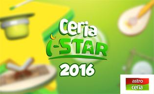 CERIA I-STAR 2016