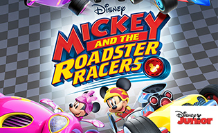 MICKEY AND THE ROADSTER RACER