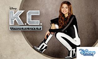 K.C. UNDERCOVER S3