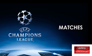 UEFA CHAMPIONS LEAGUE 2017/18 MATCHES