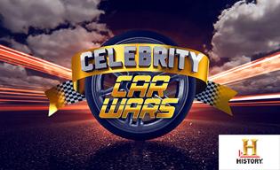 CELEBRITY CAR WARS