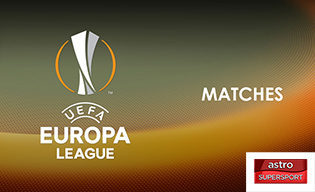 UEFA EUROPA LEAGUE 2017/18 - MATCHES