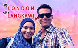 MR LONDON MS LANGKAWI