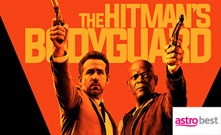 THE HITMAN???S BODYGUARD