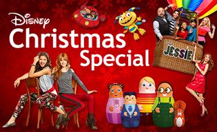 DISNEY CHRISTMAS SPECIAL