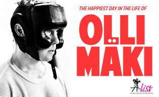 THE HAPPIEST DAY INTHE LIFE OF OLLI MAKI