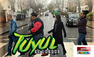 TUYUL KE LONDON