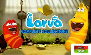 LARVA COMPLETE COLLECTIONS