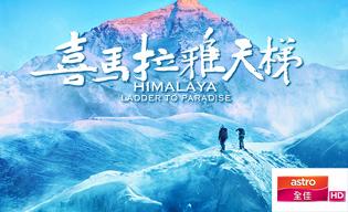HIMALAYA LADDER TO PARADISE