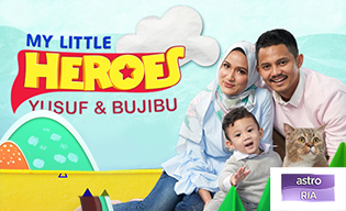 MY LITTLE HEROES - YUSUF & BUJIBU