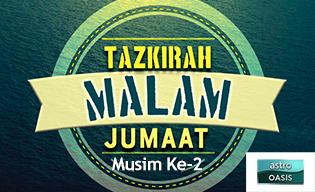 TAZKIRAH MALAM JUMAAT