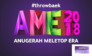 #THROWBAEK ANUGERAH MELETOP ERA