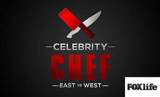 CELEBRITY CHEF: EAST VS. WEST