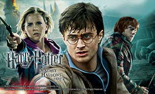 HARRY POTTER & THE DEATHLY HALLOWS PT 2