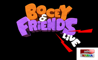 BOCEY & FRIENDS LIVE