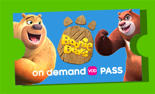 BOONIE BEARS ON DEMAND PASS