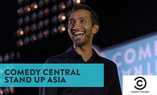 COMEDY CENTRAL STAND UP, ASIA!