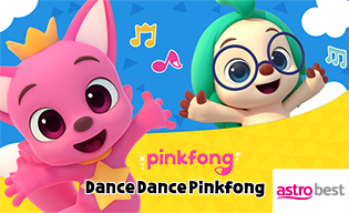 PINKFONG! FUN AND DANCE